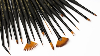 Royal Mini Majestic Brushes