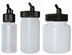Iwata Big Mouth Airbrush Bottles