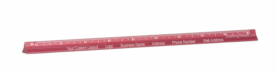 """6"""" Mini Engineers Scales Custom Imprint Promotional Products"""
