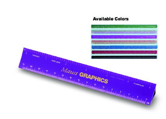 """6"""" Hollow Engineers Scales Custom Imprint Promotional Products"""