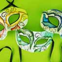 Bulk Party Packs Of Masquerade Masks