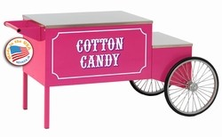 Cotton Candy Cart By Paragon