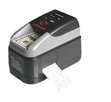 Superscan II Model 138SP Currency Verification Device By Cashscan
