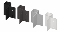 Outside Corner Fascia Bracket