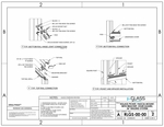 eGlass Picket� 810 Series Drawings - Fascia Mount