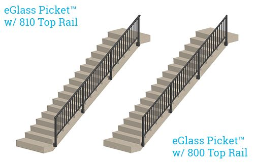 Picket Railing Systems