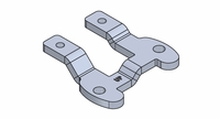 Top Rail Mounting Bracket