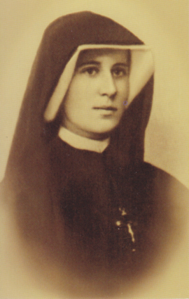 Exclusive St. Faustina Holy Card