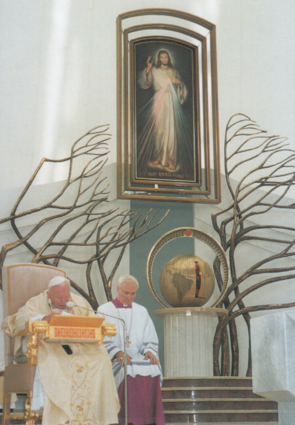 Act of Entrustment of the World to Divine Mercy