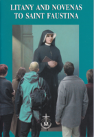 Litany and Novenas to Saint Faustina