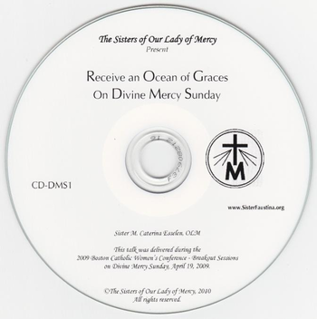 Receive an Ocean of Graces on Divine Mercy Sunday