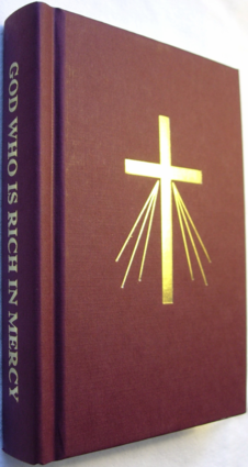 God Who is Rich in Mercy Prayer Book  - New Edition