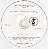John Paul II - Witness of Divine Mercy