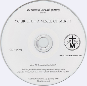 Your Life - A Vessel of Mercy