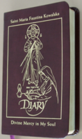 Divine Mercy in My Soul - Deluxe Leather