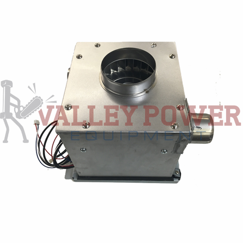 Toyotomi/Toyostove Blower Motor Assembly With Case (Replaces 20478847) - 20478848