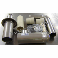 Toyotomi/Toyostove Flue Pipe Kit for Water Heaters