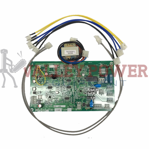 Toyotomi/Toyostove Main Circuit Board (Replaces 20476412) - 20476612
