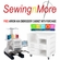 Janome MB-7 Seven-Needle Embroidery Machine w/ Free Ava Embroidery Cabinet!