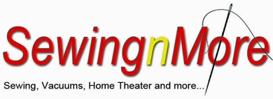 SewingnMore.com |  Name Brand Sewing, Home Theater, Steam Iron and Vacuum Products