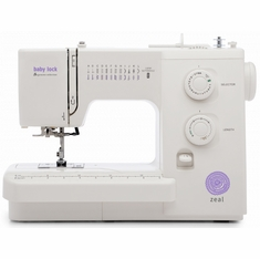 Baby Lock Zeal Genuine Collection Sewing Machine (BL35B)