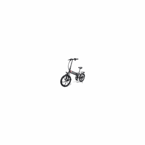 Foldable Electric Bike J-20  Black