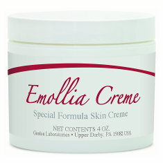 Emollia Creme 4 oz, by Gordon Labs