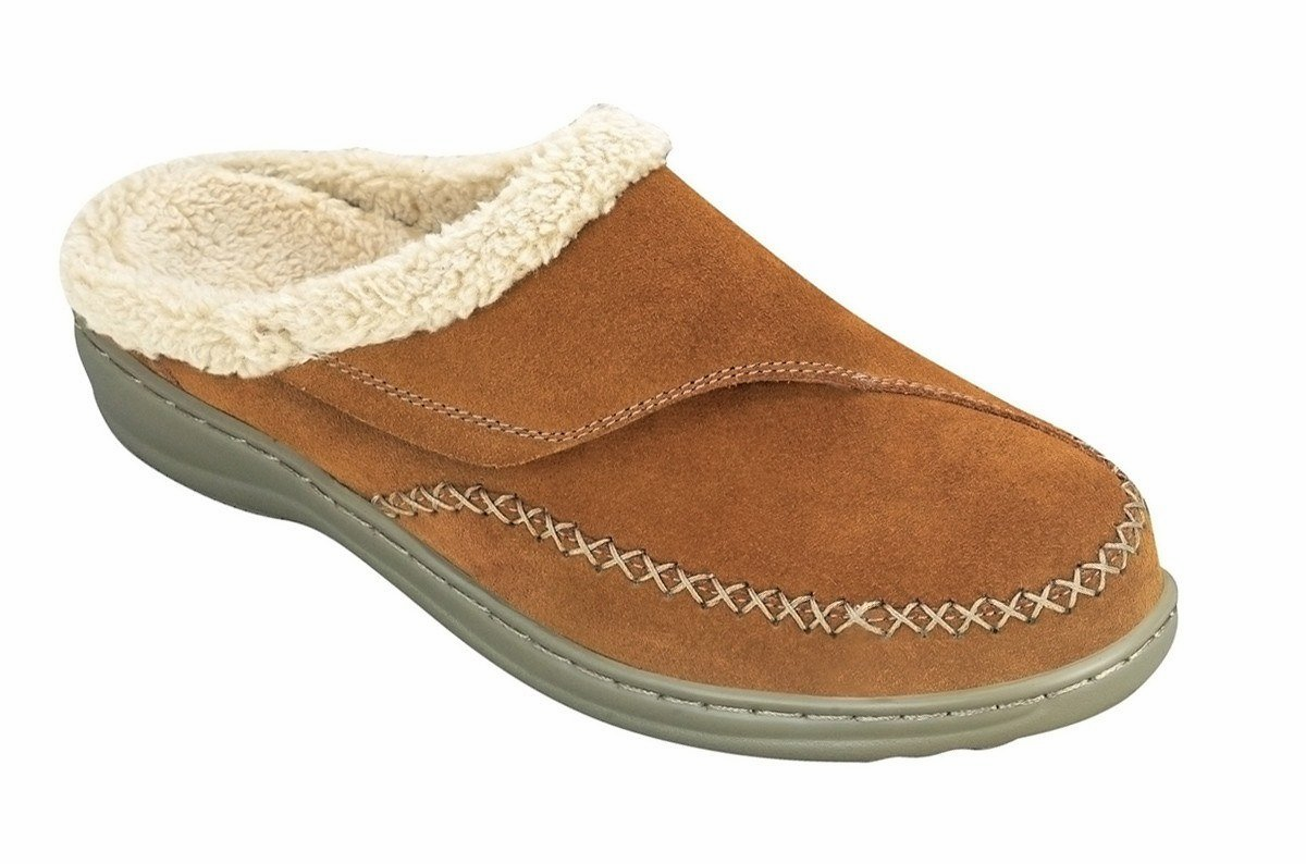 Orthofeet Charlotte Woman's Slippers With Arch Support