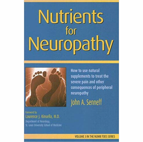 Nutrients for Neuropathy Book