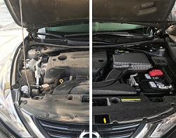 How To Detail Your Engine Bay