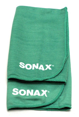 SONAX Microfiber Interior & Glass Cloth