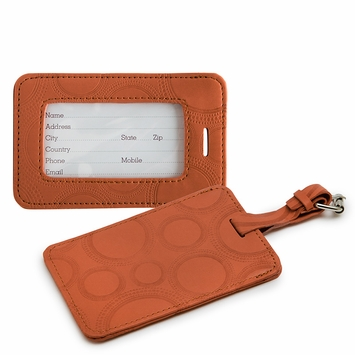 Mudlark Artifact Luggage Tag in Hayden Leigh