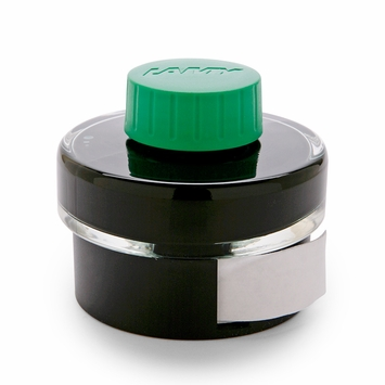 Lamy T52 Fountain Pen Ink Bottle in Green