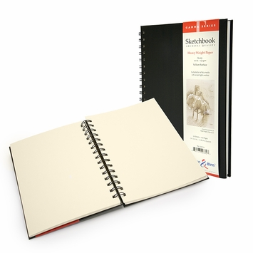 Stillman & Birn Gamma Side Spiralbound Sketchbook (7 x 10)