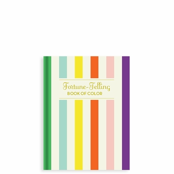 Fortune Telling Book of Colors
