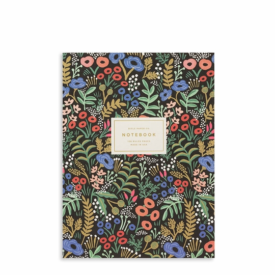 Rifle Paper Tapestry Memoir Notebook (6.25 x8.5)