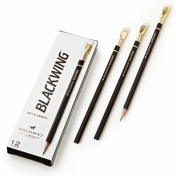 Blackwing Soft Graphite Pencils (12 ct.)