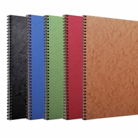 Clairefontaine Basics A4 Spiral Bound Notebook (8.25 x 11.75)