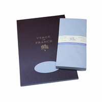 G. Lalo Verge De France Large Tablet and Envelope Set (8.25 x 11.75)