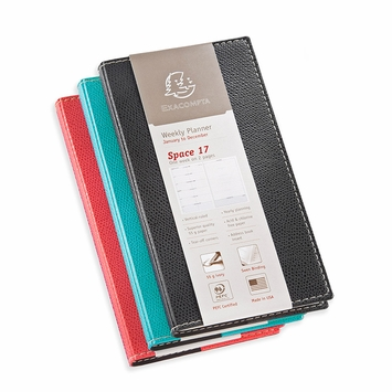 Exacompta 2021 Club Space 17 Planner (3.5 x 6.75)