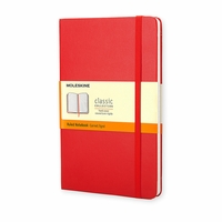 Moleskine Classic Pocket Hard Cover Notebook (3.5 x 5.5)