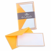 G. Lalo Double Bordered Correspondence Sets (3.25 x 5.25)