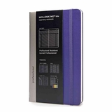 Moleskine Professional Large Hard Cover Notebook (5 x 8.25)