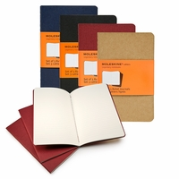 Moleskine Cahier EXTRA Large Notebook (7.5 x 10) (set of 3)