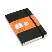 Moleskine Classic Pocket Soft Cover Notebook (3.5 x 5.5)