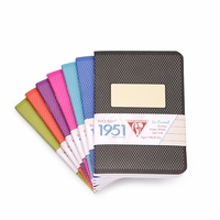 Clairefontaine Pocket Vintage Notebooks (1951 Series) (3.5 x 5.5)