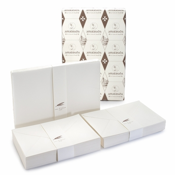 Amalfi Wedding Sheets with Envelopes (100 ct) (8.5 x 12)
