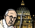 Flyer: The Heresies Of Francis And Why He Cannot Be The Pope
