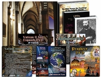 Large Package: (Includes: 5 DVDs - 4 books - most thorough special offer, includes 1 large book, price includes shipping)