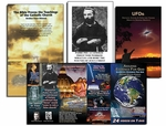 Our Best Introductory Package (24 different videos on 1 DVD, plus 3 books and more, price includes shipping)